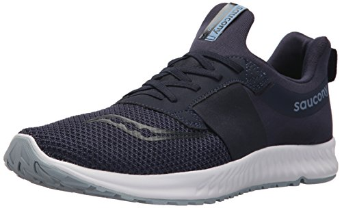 Saucony Heren Stretch N Go Breeze Hardloopschoen Marine
