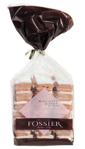Fossier - Biscuits Rose de Reims 175 g