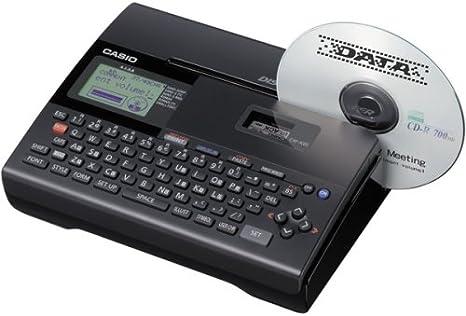 Amazon.com: Casio CW-K85 Disco Título Impresora con teclado ...