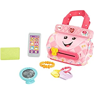Fisher-Price My Smart Purse Toy Playset