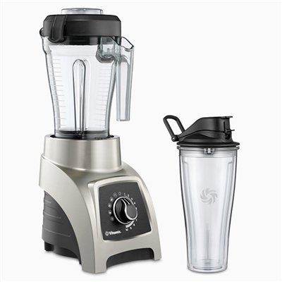 Vitamix S-Series S55 Personal Blender,  Brushed Stainless Finish