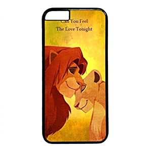 iCustomonline Case for iPhone 6 PC, The Lion King Stylish Durable Case for iPhone 6 PC hjbrhga1544