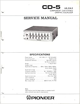 pioneer equalizer diagram schematic all about repair and wiring pioneer equalizer diagram schematic pioneer cd 5ponent car stereo graphic equalizer service manual parts list