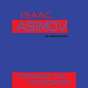 Forward the Foundation Audiobook