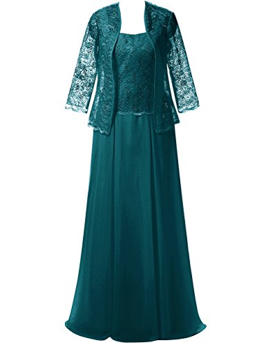 elegant-mother-of-the-bride-dress-lace-long-formal-gowns-with-jacket-peacock-us10