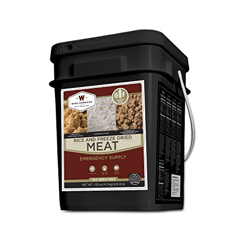 Wise Gluten Protein Bucket Servings product image