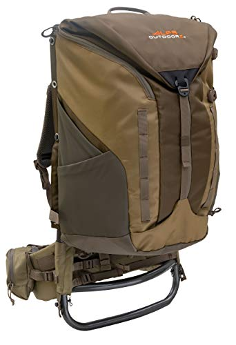 ALPS OutdoorZ Commander Lite + Pack Bag, Coyote Brown