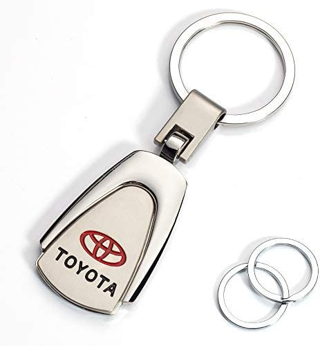 JIYUE Genuine Leather Car Logo Keychain Suit for BMW 1 3 5 6 Series X5 X6 Z4 X1 X3 X7 7 Series M Key Chain Keyring Family Present for Man and Woman(2pcs)