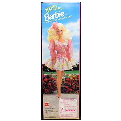 Mattel Spring Bouquet BARBIE Doll Special Edition (1992)