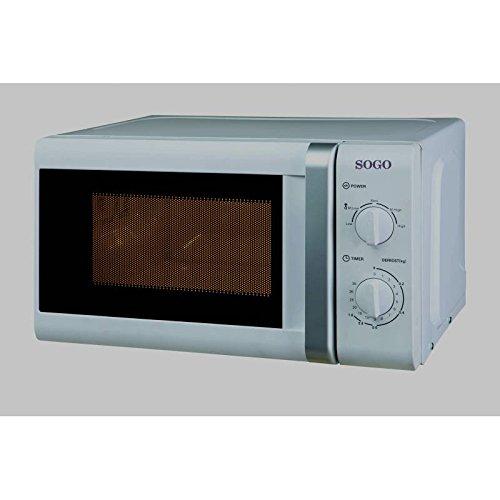 Sogo Microondas Combi de barbacoa Sogo 20L de 1000 W: Amazon.es: Hogar