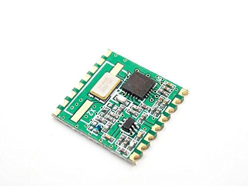 Diybigworld RFM22B Wireless transceiver Module 20dBm Frequency 433MHzchip has Long-Term Stock Pen
