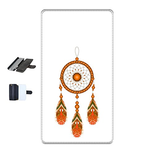 Housse Apple Iphone 7+ - Attrapeur de rêves orange
