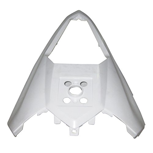 ZXMOTO Unpainted Rear Lower Tail Fairing Cowl For YAMAHA YZF R6 2008 2009 2010 2012 2013 (Lower R6 Yzf)