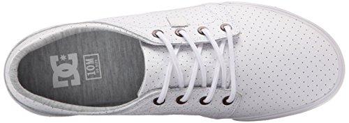 DC Trase LX Unisex Skate Shoe White/Armor bwkmnlLw