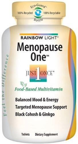 Lumière arc-en une seule fois la ménopause Une comprimés de multivitamines 90 comprimés