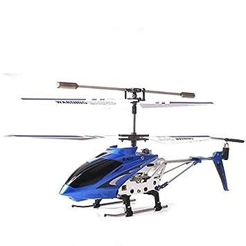 Syma S107G - 3 Canales RC Mini Helicóptero de Control Remoto Drone ...