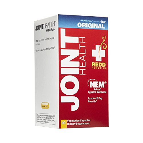 Redd Remedies - Joint Health Original, Helps Strengthen Connective Tissue and Cartilage, 90 Count - Joint Health Supplement
