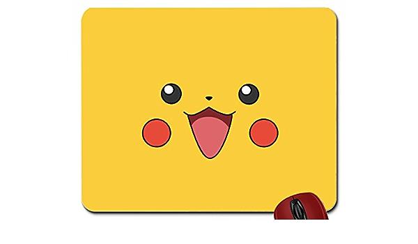 Pokemon Video Juegos amarillo Pikachu caras simple 3317 X ...