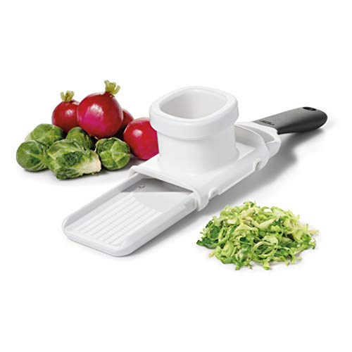 - OXO Good Grips Brussels Sprouts Slicer
