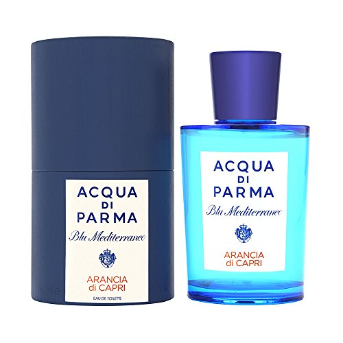 Acqua Di Parma Blue Mediterraneo Arancia Di Capri Eau De Toilette Spray for Men, 5 Ounce ()