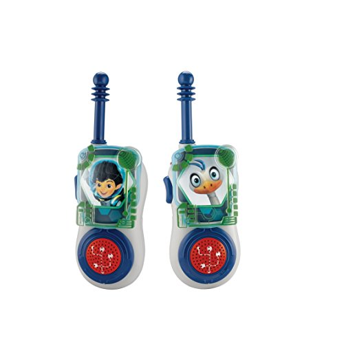 Tomorrowland Costume Ideas (Miles from Tomorrowland FRS Walkie Talkies)