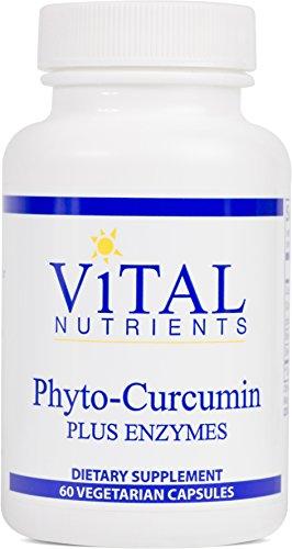 Vital Nutrients Phyto Curcumin Maintain Inflammatory product image