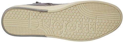 Bugatti Damer 422291305050 Høj Sneaker Brun (taupe / Metallisk) DVp7MBHYqs