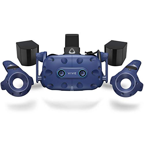 Amazon com: HTC VIVE Pro Eye (2019) - Precision Eye Tracking Virtual