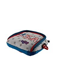 BubbleBum Backless Booster Car Seat, Stars & Stripes BOBEBE Online Baby Store From New York to Miami and Los Angeles