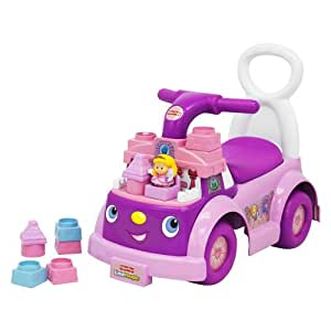 Fisher-Price Little People Royal Coach Ride-on