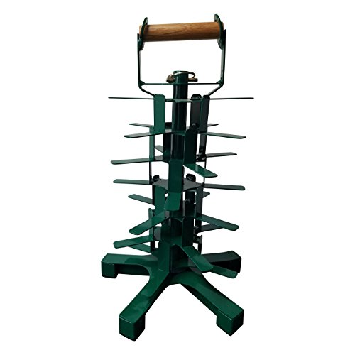 Bonsai Wire Caddy Holder - Up To 6 Aluminum Or Copper Spools 29606