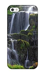 Iphone Case - Tpu Case Protective For Iphone 5/5s- Waterfall