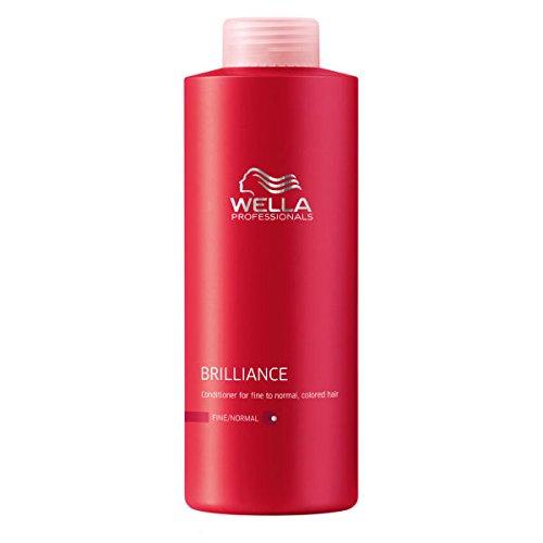 Wella Professionals Brilliance Fine Conditioner - (1000Ml)