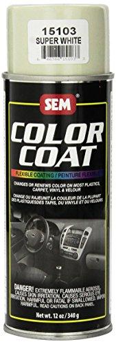 SEM 15103 Super White Color Coat - 12 (Twelve Coat)