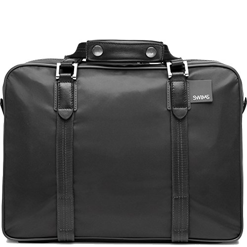 SWIMS Attache Bag - Black by SWIMS