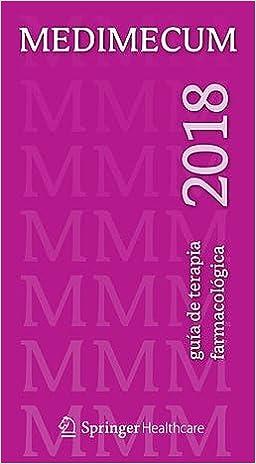Medimecum: Guía De Terapia Farmacológica 2018 por Luis F. Villa Alcázar