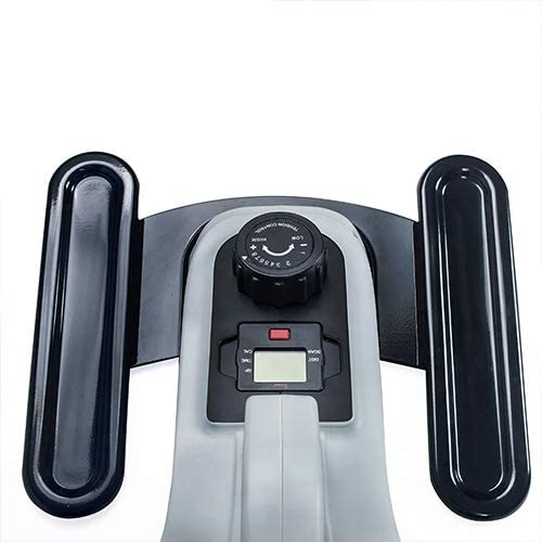 Sunny Health & Fitness Magnetic Underdesk / Standing Portable Elliptical Machine 13