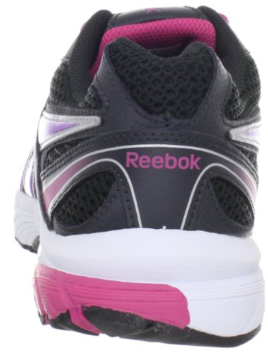 Reebok Pheehan las zapatillas de running Gravel/Black/Berry/Purple