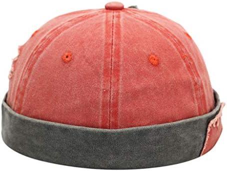 Sombrero de Vaquero Unisex, MINXINWY Sombrero Hip-Hop Ajustable ...