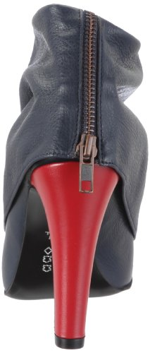 Tr 95 Adian N44872002 Bottes Designers bleu b1 Remix Femme 48X4qwax