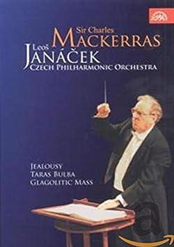 ヤナーチェク:グラゴル・ミサ(原典版) 他 (1DVD) (Janacek,L. Taras Bulba, Jealousy, Glagolitic mass/CPO/Mackerras)