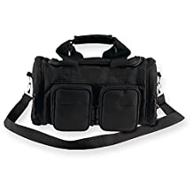 Bulldog Cases Economy Range Bag with Strap (Black)