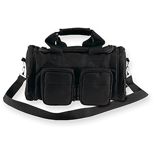 Bulldog-Cases-Economy-Black-Range-Bag-with-Strap
