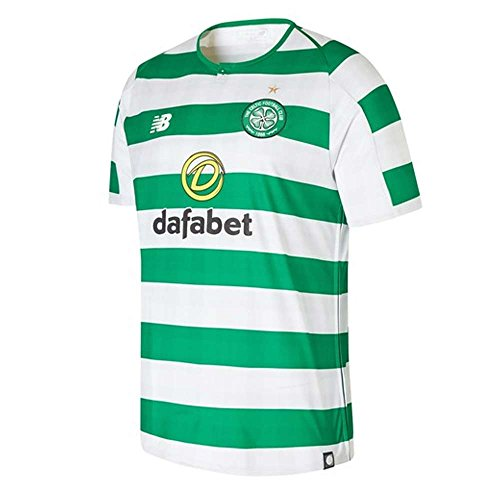 Celtic Home Jersey - New Balance Men's Soccer Celtic Home Jersey