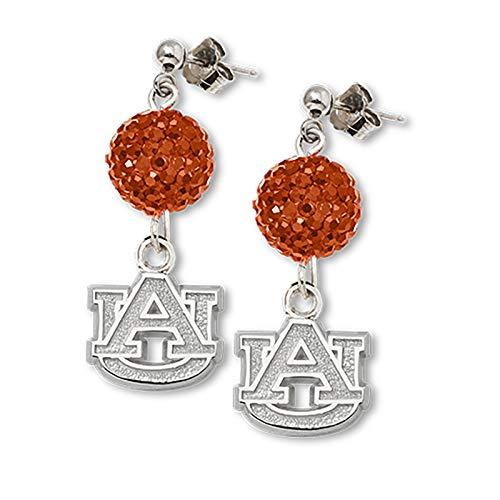 NCAA Auburn Tigers LogoArt Ovation Earrings
