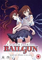 A Certain Scientific Railgun - Complete Season 1