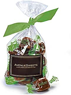 product image for AvenueSweets - Handcrafted Individually Wrapped Soft Caramels - 8 oz Bag - Apple