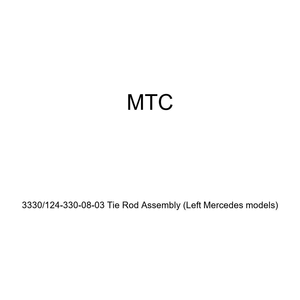 MTC 3330//124-330-08-03 Tie Rod Assembly Left Mercedes models