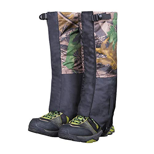 Homebeast 1 Pair Anti Bite Snake Guard Leg Protection Outdoor Snow Proof Gaiter Cover Camping Mountaineering Climbing Hiking ()