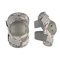 Alta Tactical Flex Elbow Pads - Universal Acu Camo